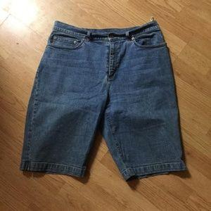 Lauren jeans co Bermuda shorts